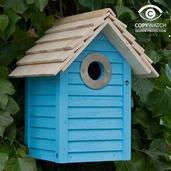 New England Nest Box Blue
