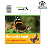 Butterfly Nectar Food with vitimins
