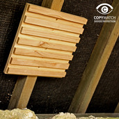 Bat Rack Hanging Roost designed by Simon King