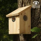 Camera Ready Nest Box