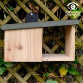 Simon King Wooden Robin Nestbox