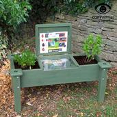 Minibeast Study Garden/Seat