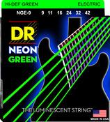 NGE-9 NEON Hi Def Green Electric Lite 9-42
