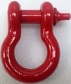 "3/4"" SHACKLE RED"