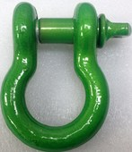 "Candy Lime Green 3/4"" Shackle"