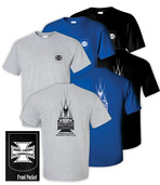 Iron Cross Pocket T-Shirt