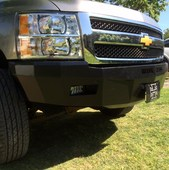 30-515-07 RS Series Bumper for 2007-2013 Silverado 1500 **LIGHT KIT SOLD SEPERATELY**
