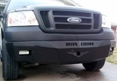 30-415-04 RS Series Bumper for 04-08 F150 **LIGHTS SOLD SEPERATELY**