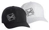 Iron Cross Pinstripe Flex Fit  Hat