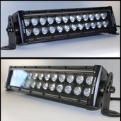 GP-12LED 12 INCH LIGHT BAR - MAXXBLACK