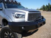 2007-2010 TUNDRA FRONT BUMPER WITH BAR