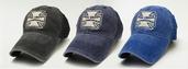 Iron Cross Hat Trucker Style