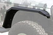 2007-2017 Jeep WRANGLER FRONT FENDER FLARE