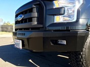 15-17 F150 RS STYLE FRONT BUMPER