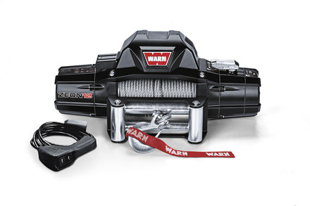 Warn ZEON Series 12,000 LB Winch picture