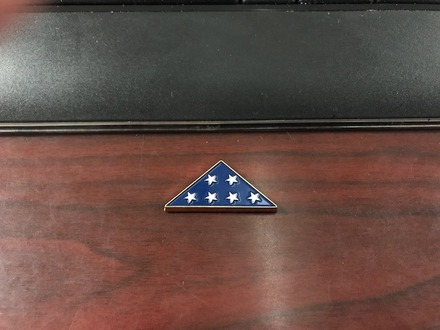 Folds of Honor Badge picture