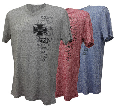 MICROBURN MENS V-NECK TEE picture