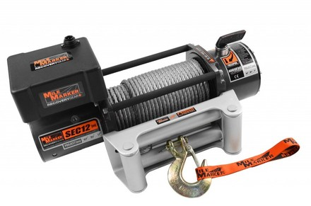 12000 LB Waterproof Electric Winch picture