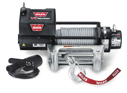 Warn VR Series 12,000 LB Winch picture