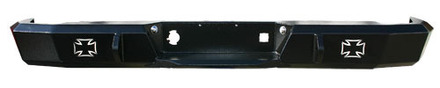92-07 Van E-150/250/350/450 Rear Bumper picture