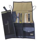 Tackle Instrument Supply Bi-Fold Stick bag in Black