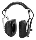 Metrophones Headphones with Analog Infinite Speed Dial