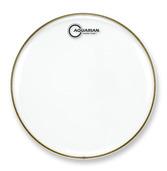 "Aquarian Classic Clear 13"" Single Ply Drum Head"