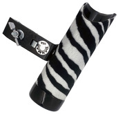 Danmar Wicked Stick Holder - White Zebra