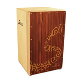 DG Cajons Siroco Portable Cajon with Case