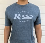 Rogers Dyna-Sonic T-Shirt  SMALL
