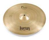 "Kasza Cymbals R-Series 17"" Medium Thin Crash"