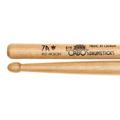 Los Cabos 7A Red Hickory Drumsticks