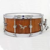 "Hendrix 14"" x 6"" Satin Sapele Snare Drum"