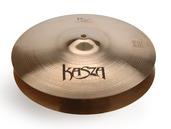 "Kasza Cymbals R-Series 14"" Light Top/Heavy Bottom Hi-Hats"