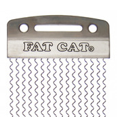 """Fat Cat 10"""" by 16 Strand Pitch Snappy Snare"""