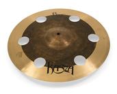 "Kasza Cymbals R-Series 18"" Smash FX Cymbal"
