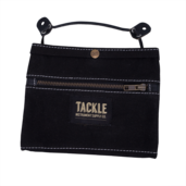 Tackle Instrument Supply Black Waxed Canvas Gig Pouch