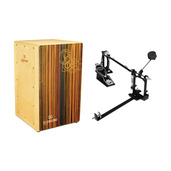 DG Cajons DrumBox Standard Cajon with Pedal