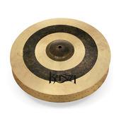 "Kasza Cymbals R-Series 14"" Sonic Ring Hi-Hat"