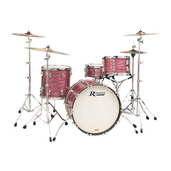 Rogers Covington Series 12/16/22 Shell Pack w/ Steel Spurs in Red Wine Ripple