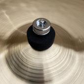 Revolution Chromed Brass Cymbal Topper Fastener