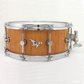 """Hendrix 14"""" x 6"""" High Gloss Cherry Snare Drum"""