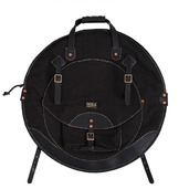 Tackle Instrument Supply Black Canvas Cymbal Bag 24""
