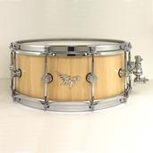 "Hendrix 14"" x 6"" Satin Maple Snare Drum"