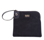 Tackle Instrument Supply Black Zippered Accessory Bag