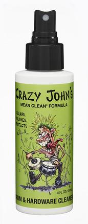 Crazy John's Hardware Cleaner & Polish 4 OZ picture