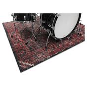 Black/Red Persian Carpet