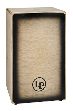 LP Groove Wire Cajon W/ Quilted Maple Face picture