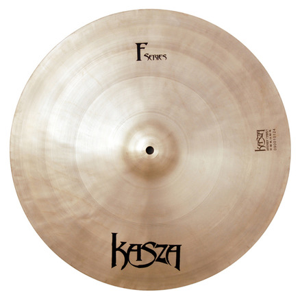 """Kasza Cymbals F-Series 22"""" Ride Light picture"""