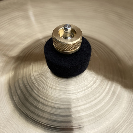 Revolution Brass Cymbal Topper Fastener picture